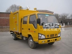 low price NKR77 Cargo Lorry Truck with ISUZU Technology for sale