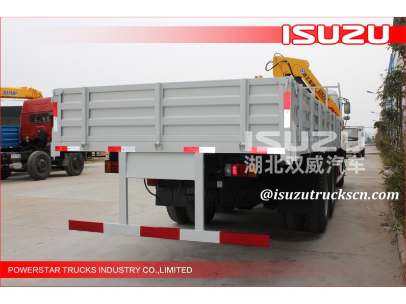 Manufacturer Price 4T 5T 6T 8T 10T 12T 16T Used Truck Crane with High Configuration