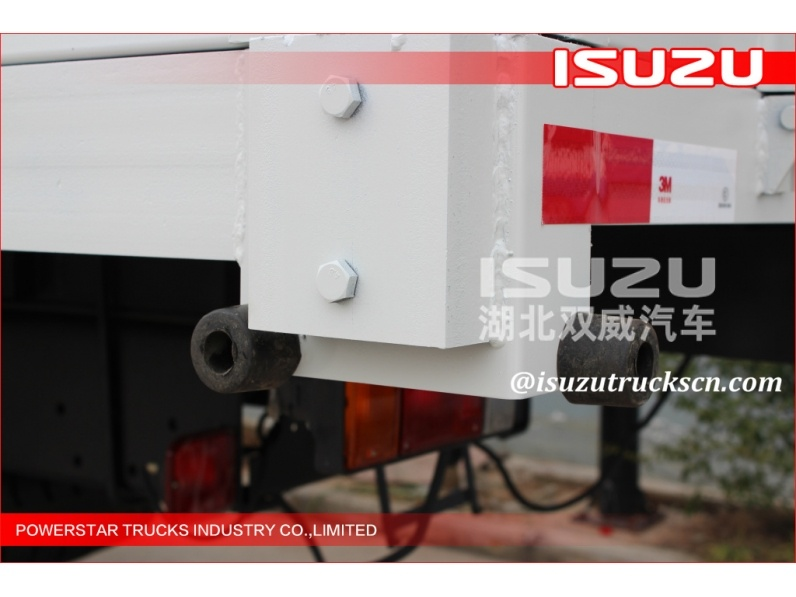Mini Isuzu Truck Mounted Cranes for Sale