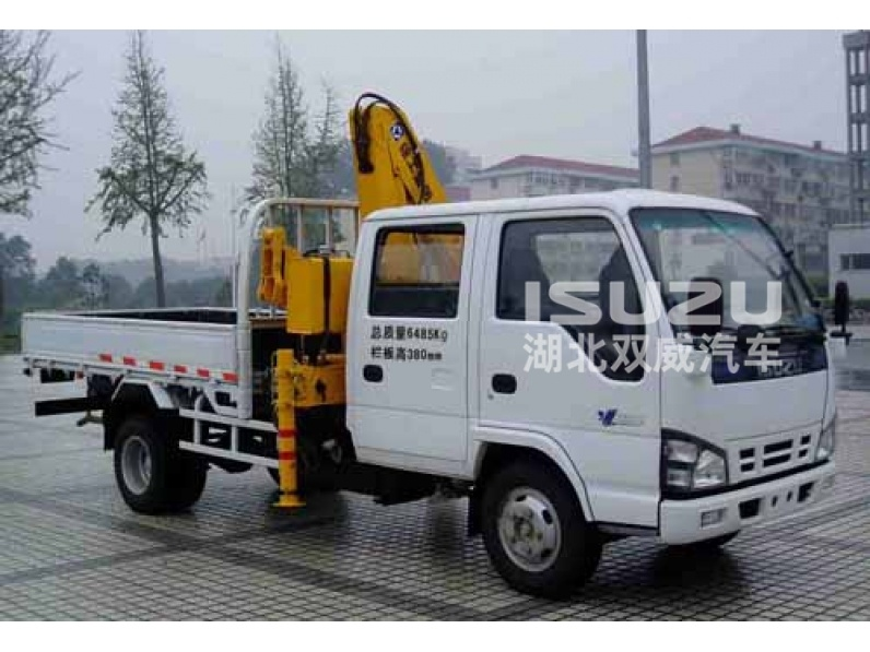 ISUZU Truck with Crane 3tons 20 tons,truck mounted crane