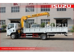 10T to 40T High Capacity Truck Mounted Crane