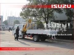 China Manufacture 5 Ton Truck Mounted Crane