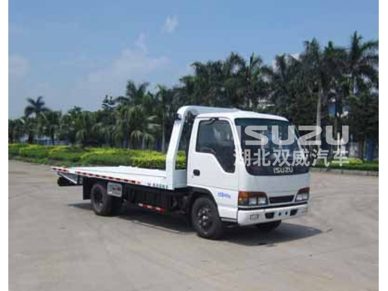 4X2 light duty Isuzu wrecker truck made in China with factory price