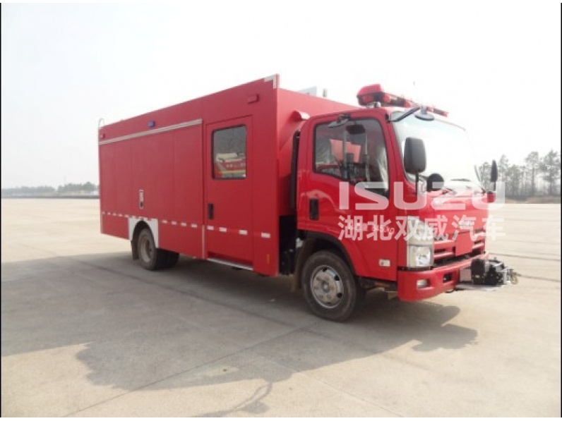 Hot sale Water Mist Fire Fighting Equipment Truck(ISUZU)