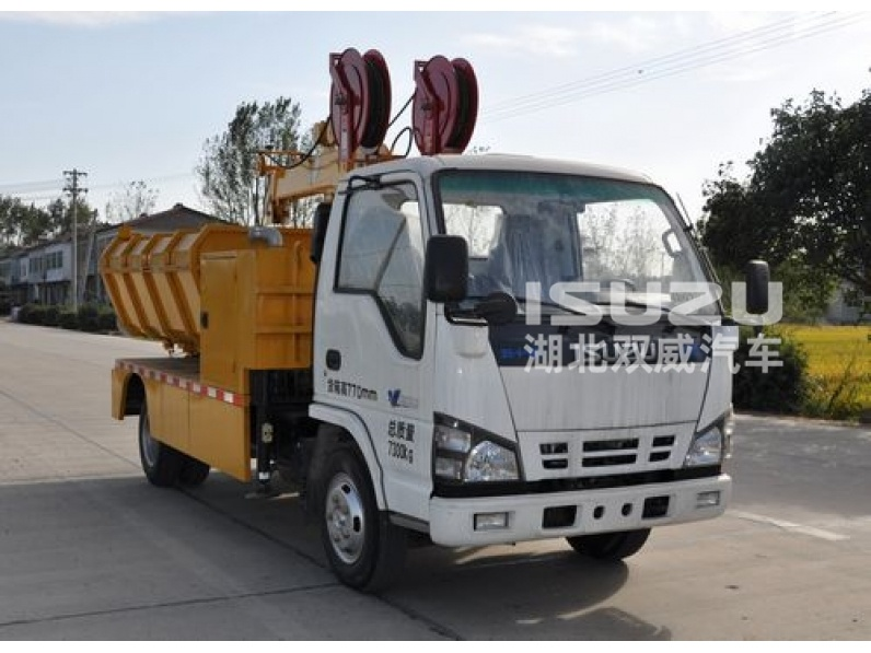 2015 Scenting Well Dredging Truck 5ton Isuzu chassis