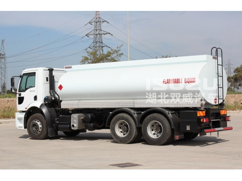 Customer Fuel Tanker 220000 litres Isuzu Truck for sale