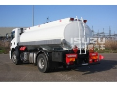 ISUZU fuel tank prices fuel tanker truck capacity 8000L