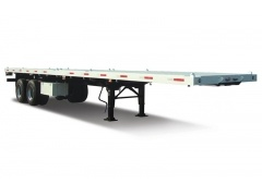 Customized 20-53FT Trailer Towing Equipment Container Trailer
