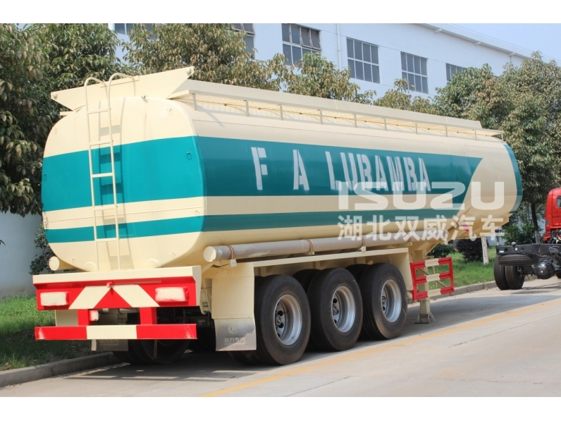 Hot sale tri axle 40,000 liters-60,000 liters petrol tank