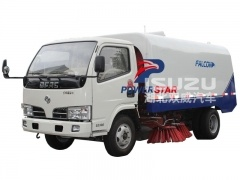 Road sweeper vehicle dongfeng trucks