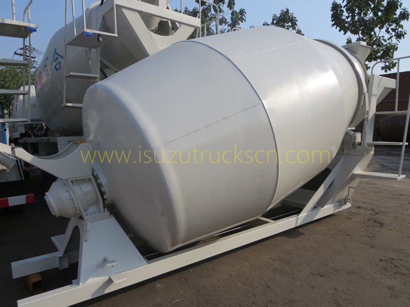 Hot Selling Concrete Truck Mixer Drum Kit In China
