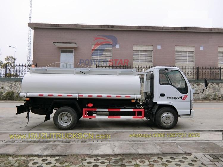 high efficiency diesel tank truck isuzu fuel trucks oil tank truck parts powerstar trucks. Black Bedroom Furniture Sets. Home Design Ideas