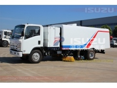 Best supplier High performance Japanese Isuzu Road Sweeper Master For sale