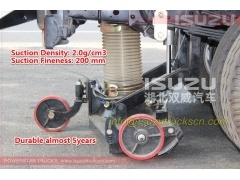 spare parts for road sweeper truck