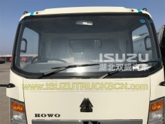 refused compactor garbage truck howo waste collection truck