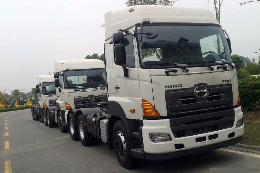 Power Of Bowser >> Hot Selling GAC HINO 700 Tractor Head Truck In China-PowerStar Trucks