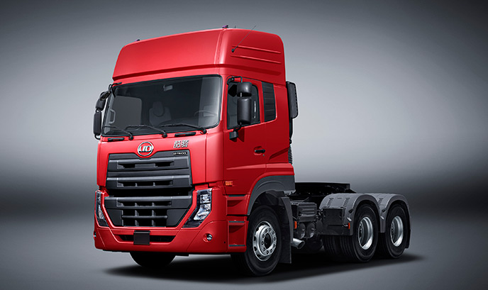 Hot Selling Prime Mover Ud Quester Tractor Trucks In China