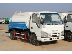 Road Cleaning truck isuzu water spraying trucks