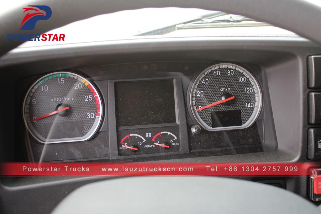 Hot Selling ISUZU 6x4 Prime Mover GIGA 460HP 10 Wheeler