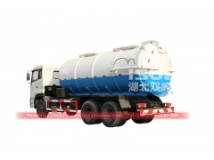 Septic tank truck isuzu sewage suction trucks