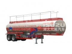 Powerstar Alluminum alloy fuel tank with 35M3 loading capacity