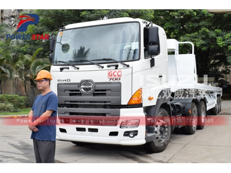 HINO700 10 wheel trailer truck head