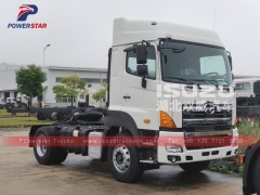 High quality 420hp HINO tractor truck for sale in Philippines