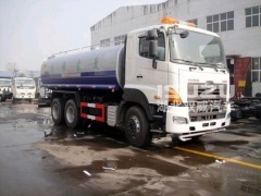 Japan HINO Potable water tanker trucks for sale