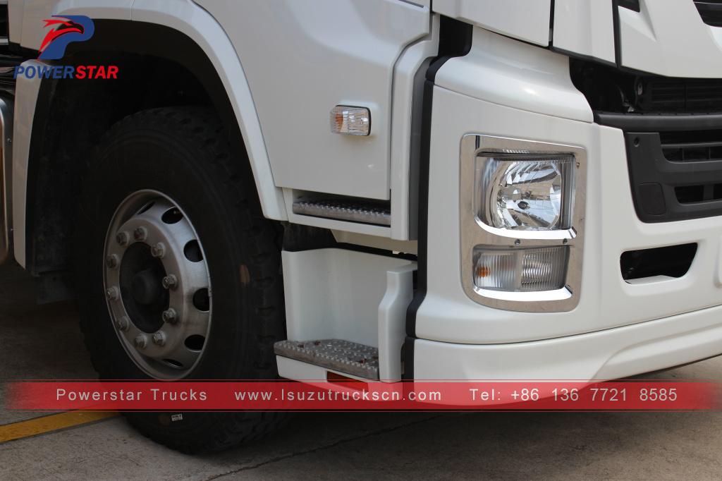 Hot Selling GIGA ISUZU 6UZ1-TCG50 6x4 Truck Head Prime Mover