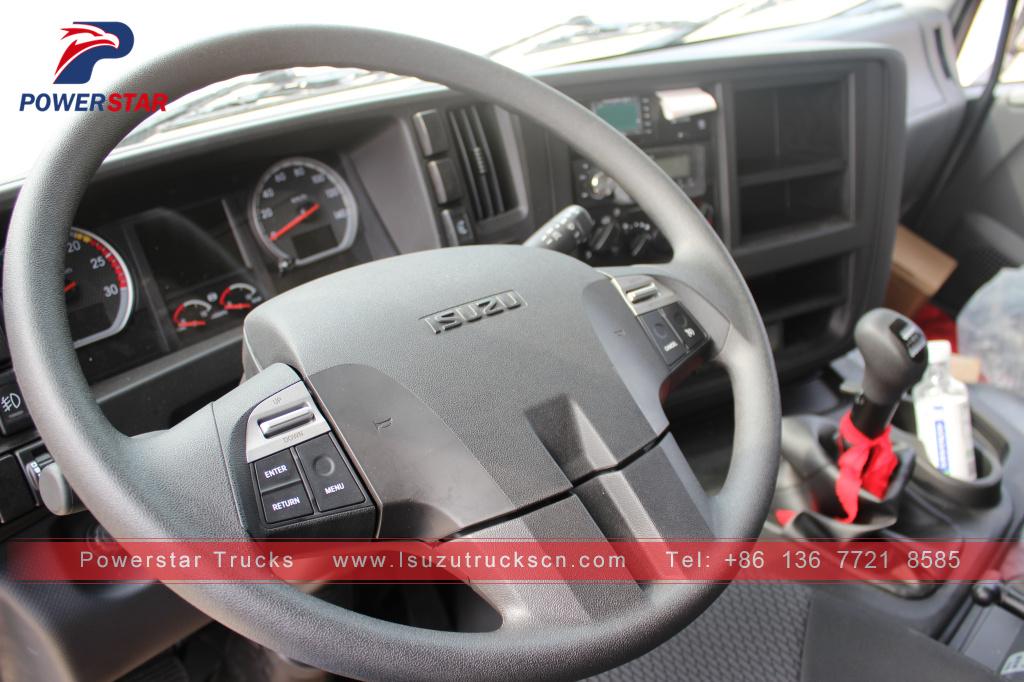 Hot Selling Giga Isuzu 6uz1 Tcg50 6x4 Truck Head Prime