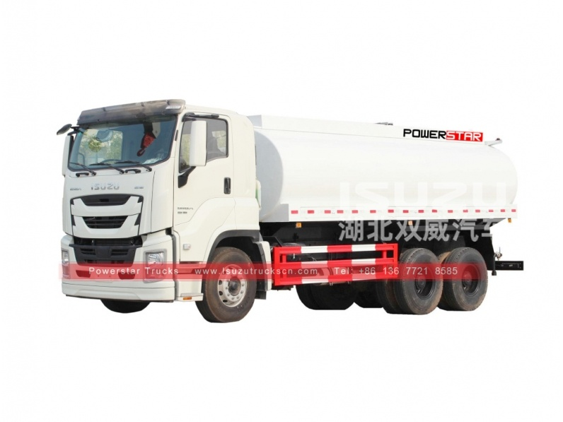 ISUZU GIGA Water transport trucks for sale