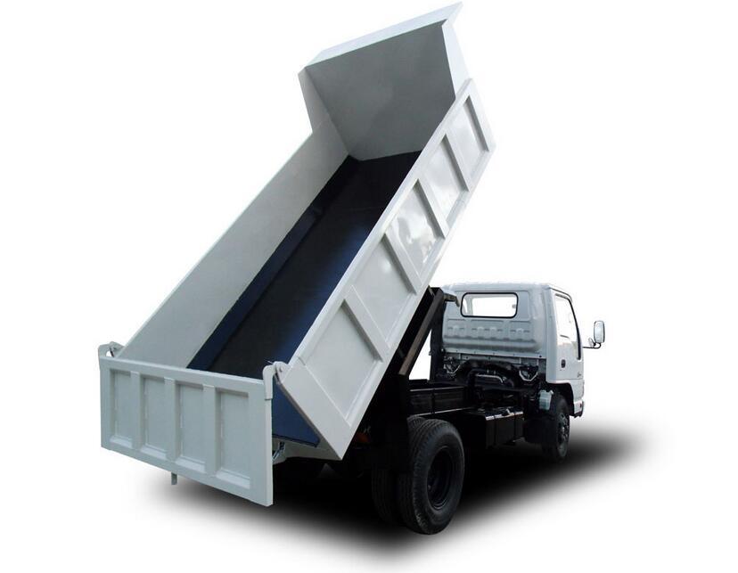 Hot Selling 3Ton Isuzu NKR77 Dump Truck Tippers In China