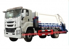 ISUZU GIGA Rear-Loading Garbage Trucks