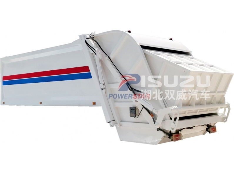 Brand new Refuse Truck Body Manufacturers