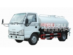 ISUZU water carrying truck for sale