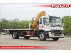 brand new Breakdown Recovery Truck Isuzu towing truck with crane