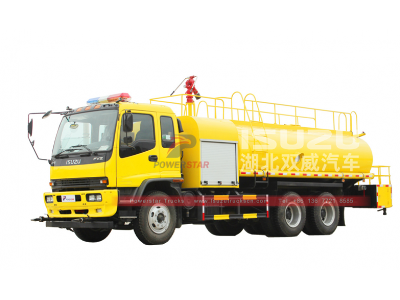 Isuzu ton 4ton road wrecker/towing truck sale