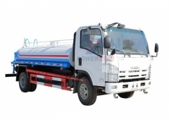 brand new ISUZU ELF Potable Water Hauling trucks 6,000L