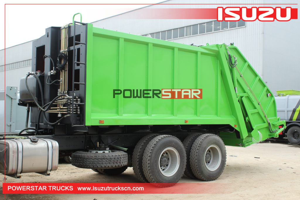 Brand new Rear Loader Garbage Truck body