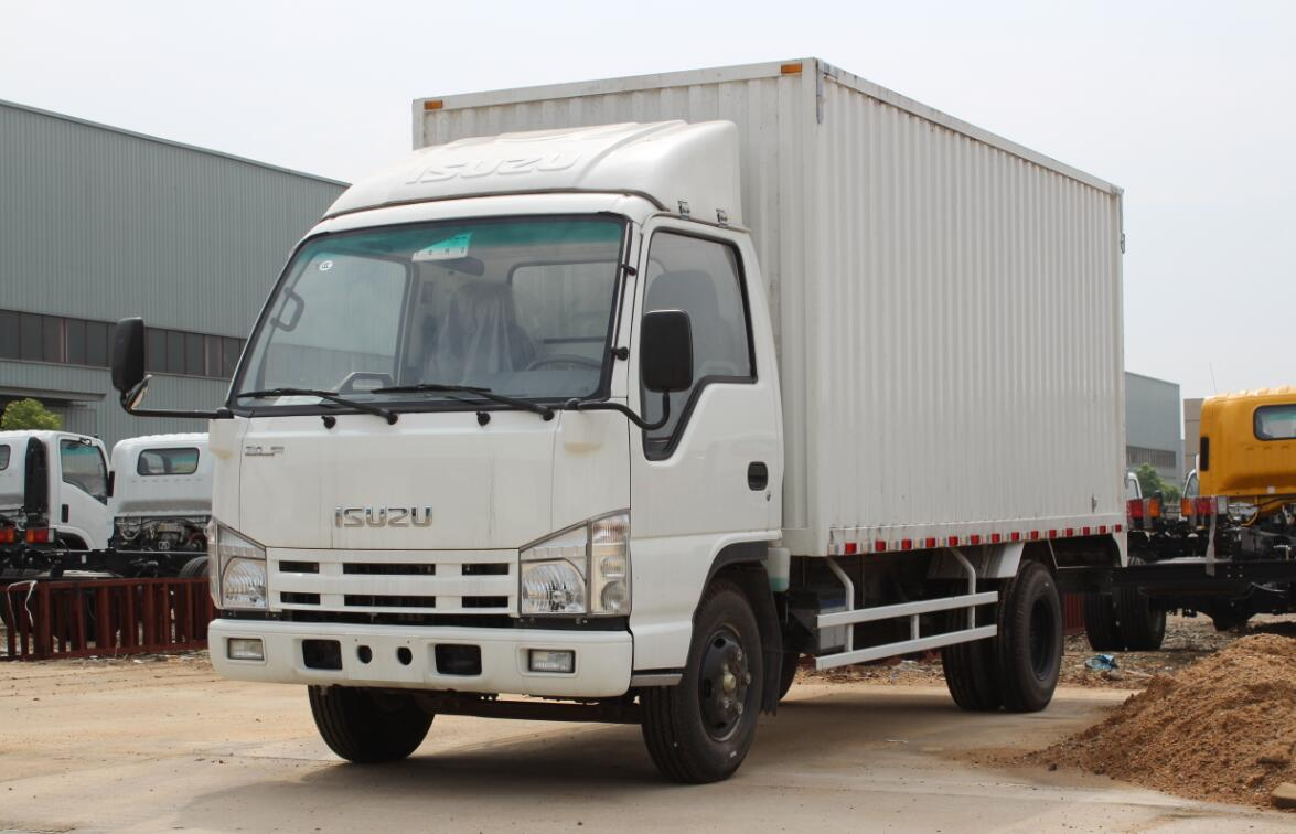 Japane Isuzu Special Truck Working Video
