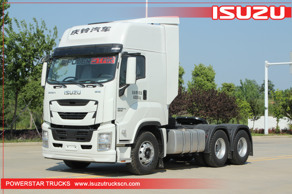 ISUZU GIGA Prime Mover Tractor Head Trucks for sale