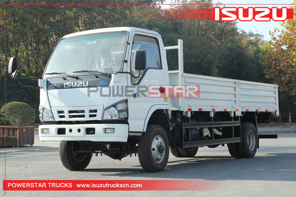 Philippines - 3 unit ISUZU NKR 600P 4x4 4WD mini Off road Cargo Lorry Trucks