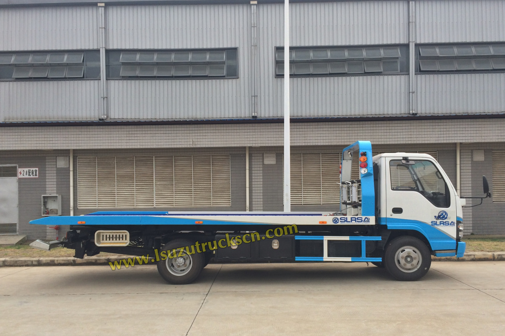 Who is the best Isuzu Flatbed Tow Truck Wrecker Vehicle Manufacturer